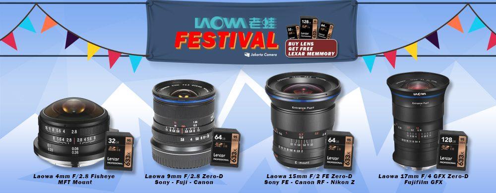 Laowa Lens Festival